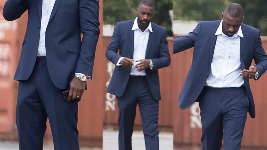 Idris Elba is reportedlysingle…