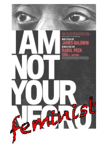 I Am Not YourFeminist…